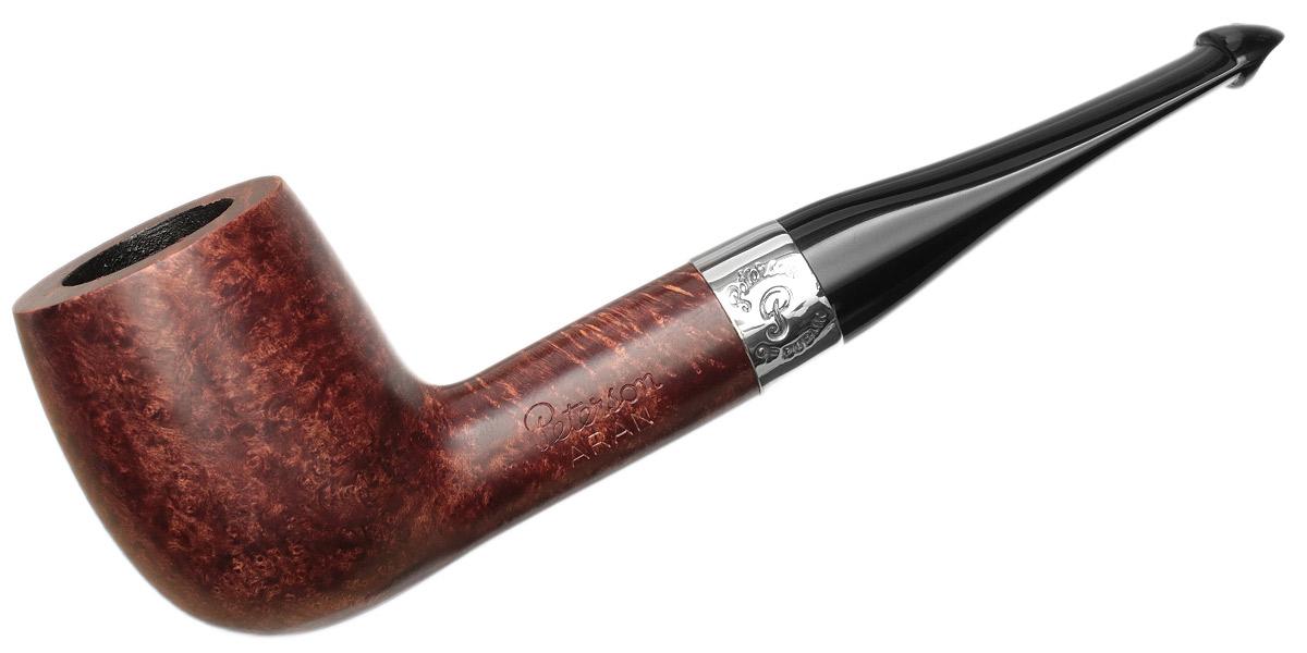 Peterson Aran Smooth Nickel Mounted (106) P-Lip
