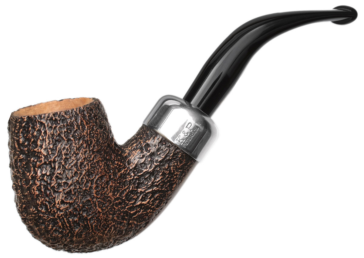Peterson Arklow Sandblasted (XL90) Fishtail