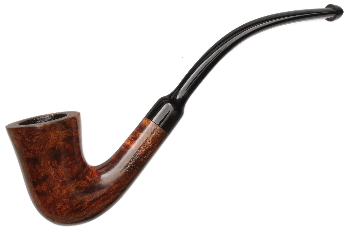 Peterson Speciality Smooth Calabash Fishtail