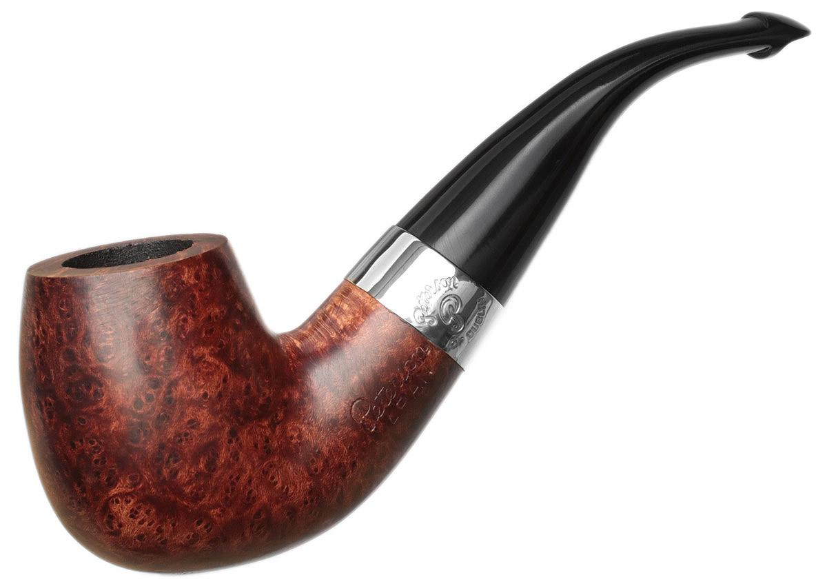 Peterson Aran Smooth Nickel Mounted (XL90) P-Lip