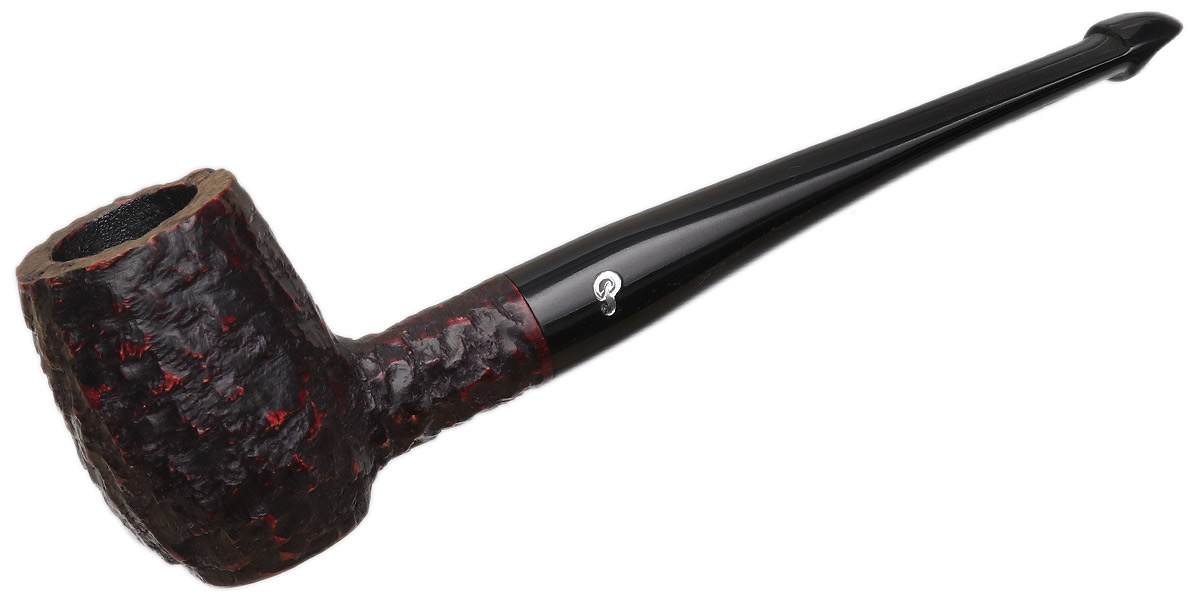 Peterson Speciality Rusticated Barrel P-Lip