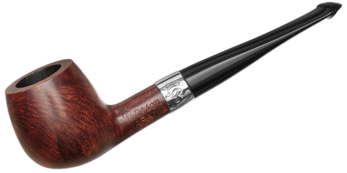 Peterson Aran Smooth Nickel Mounted (86) P-Lip