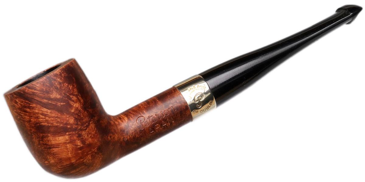 Peterson Aran Smooth Nickel Mounted (15) P-Lip