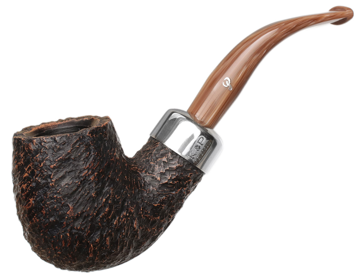 Peterson Derry Rusticated (XL90) Fishtail