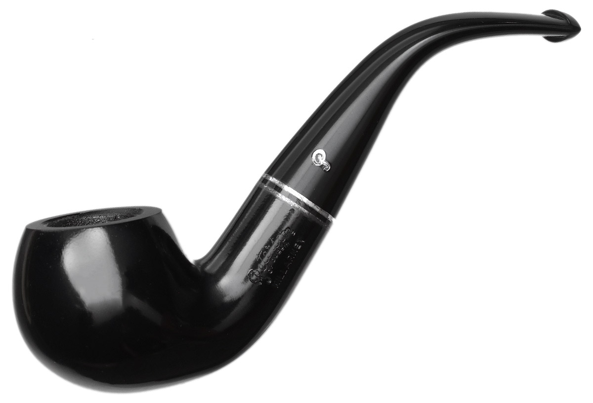 Peterson Killarney Ebony (03) Fishtail