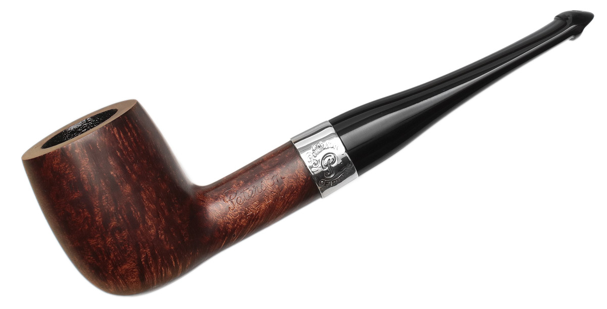 Peterson Aran Smooth Nickel Mounted (6) P-Lip