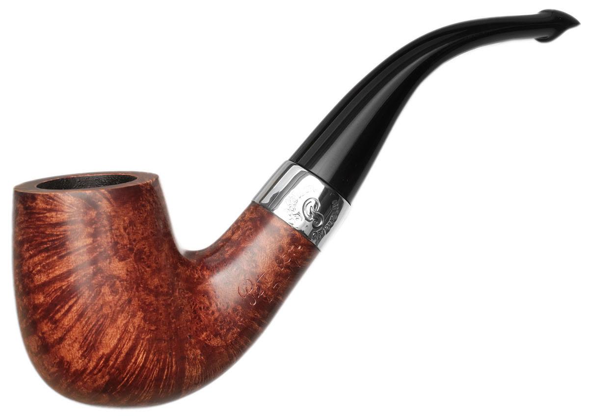 Peterson Aran Smooth Nickel Mounted (69) P-Lip