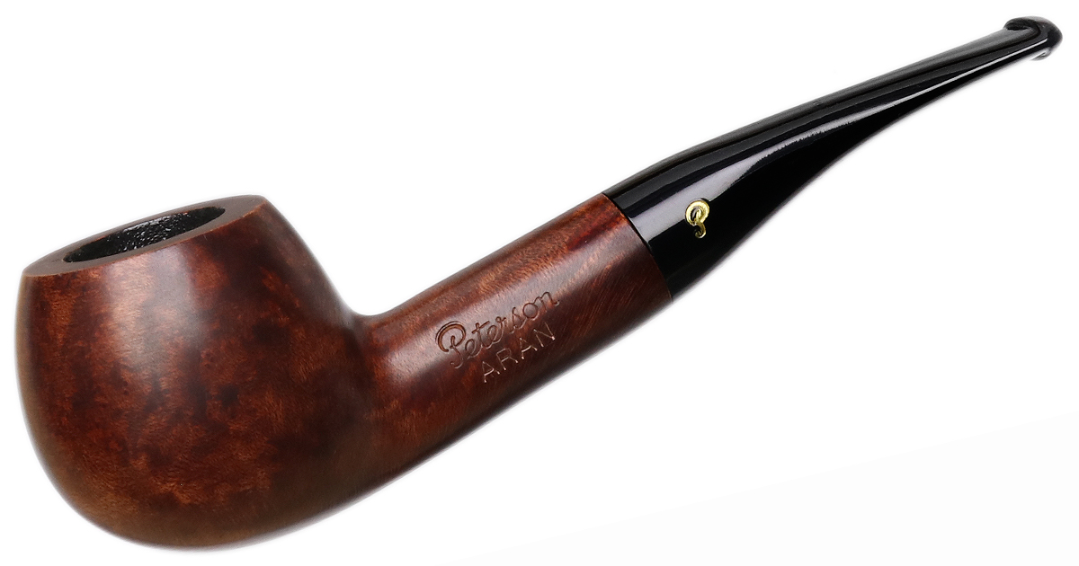 Peterson Aran Smooth (408) Fishtail