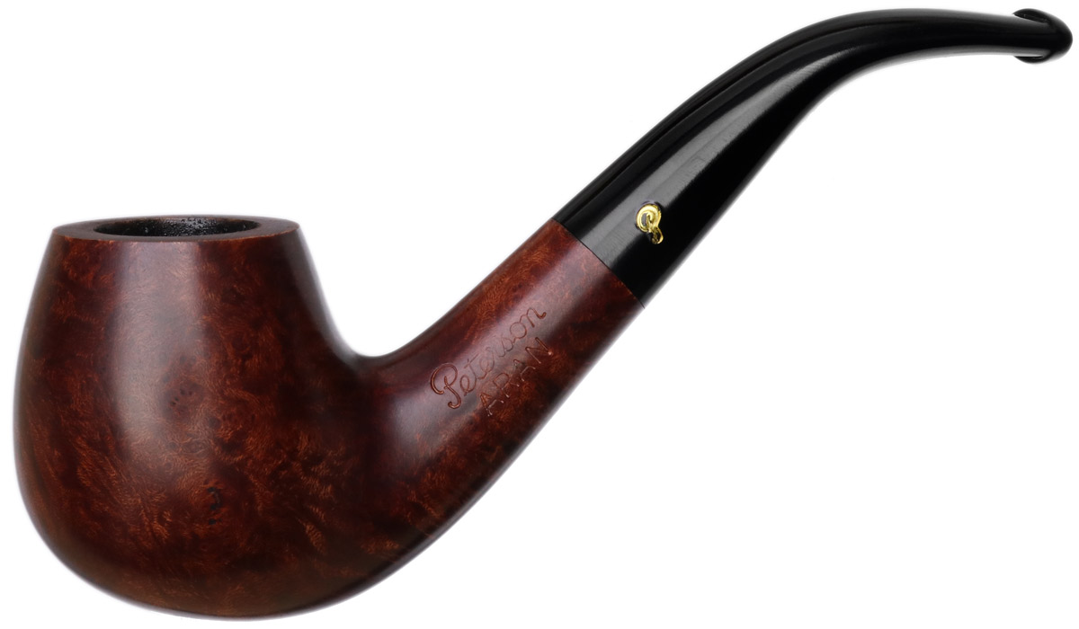 Peterson Aran Smooth (68) Fishtail