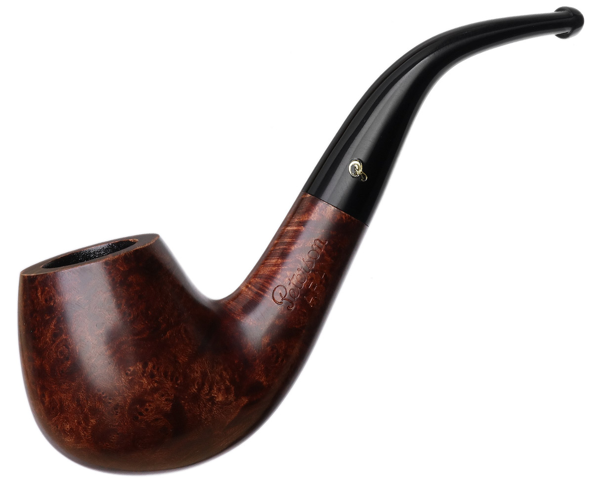 Peterson Aran Smooth (68) Fishtail