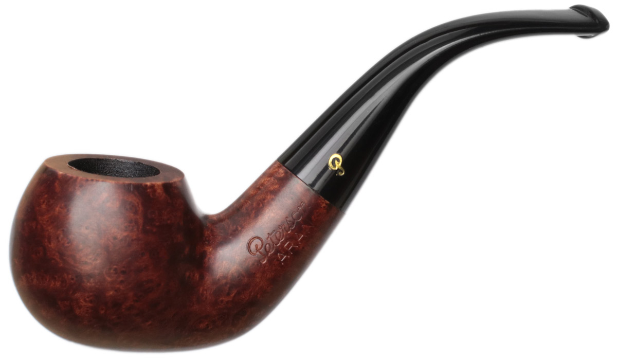 Peterson Aran Smooth (03) Fishtail