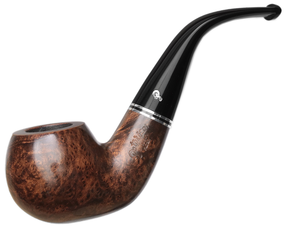 Peterson Dublin Filter Smooth (03) Fishtail (9mm)