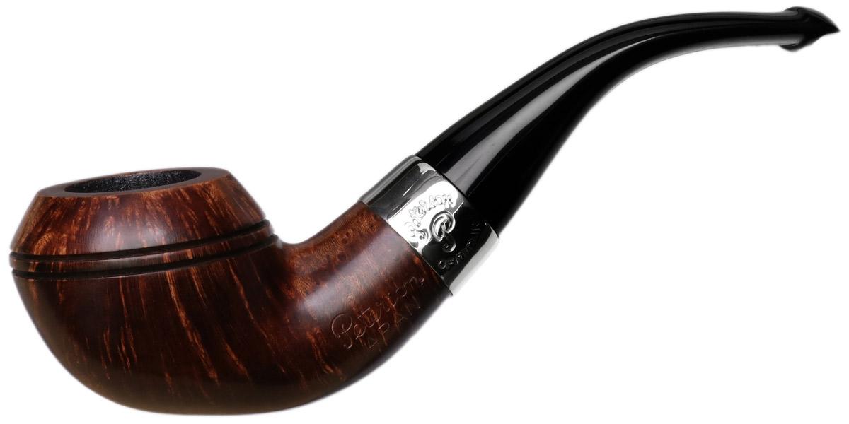 Peterson Aran Smooth Nickel Mounted (999) P-Lip