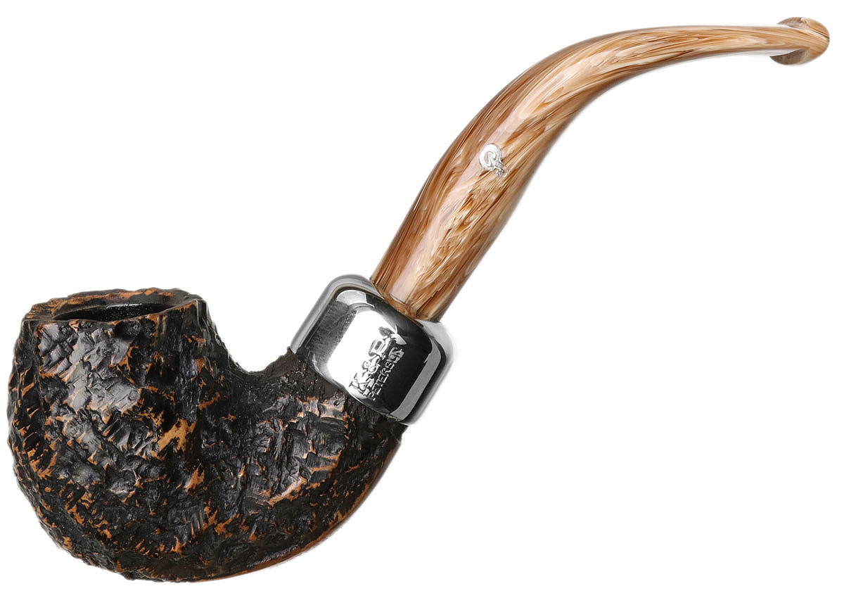 Peterson Derry Rusticated (230) Fishtail