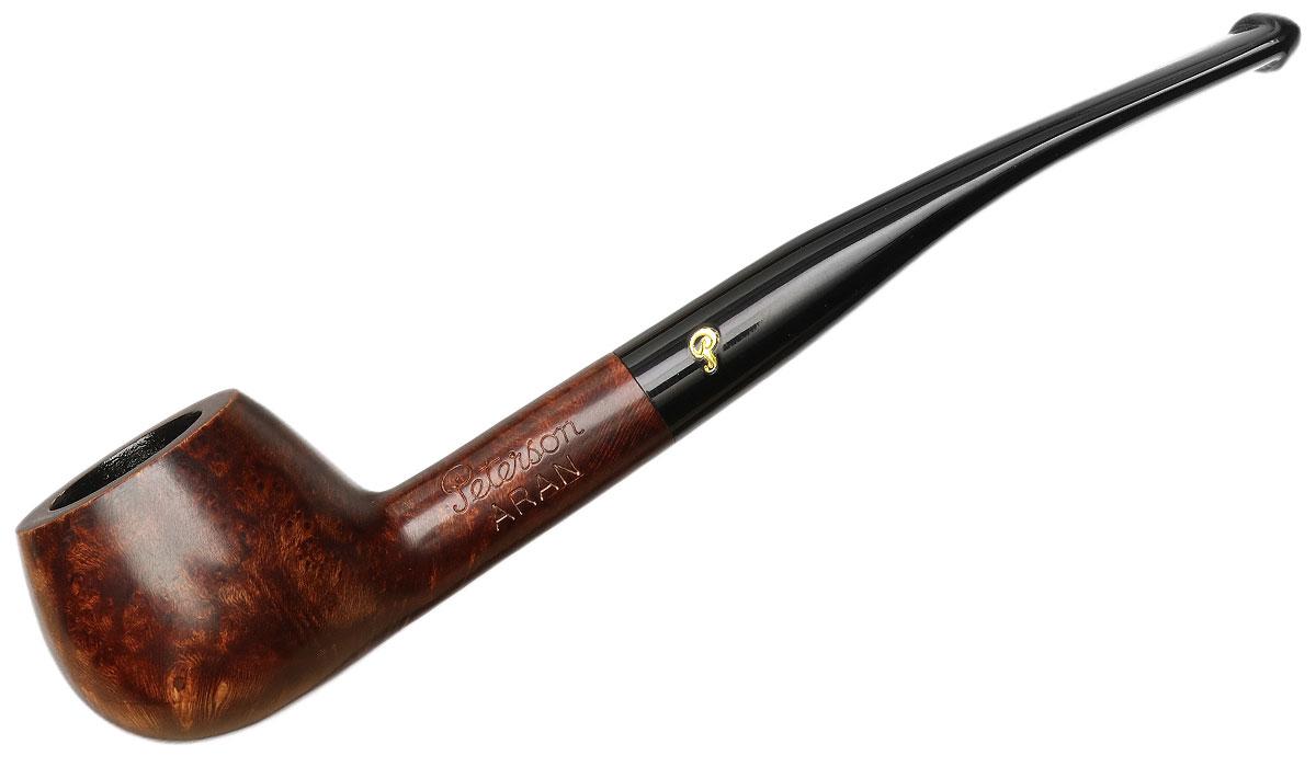Peterson Aran Smooth (406) Fishtail