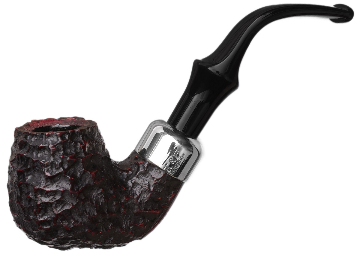 Peterson System Standard Rusticated (314) Fishtail