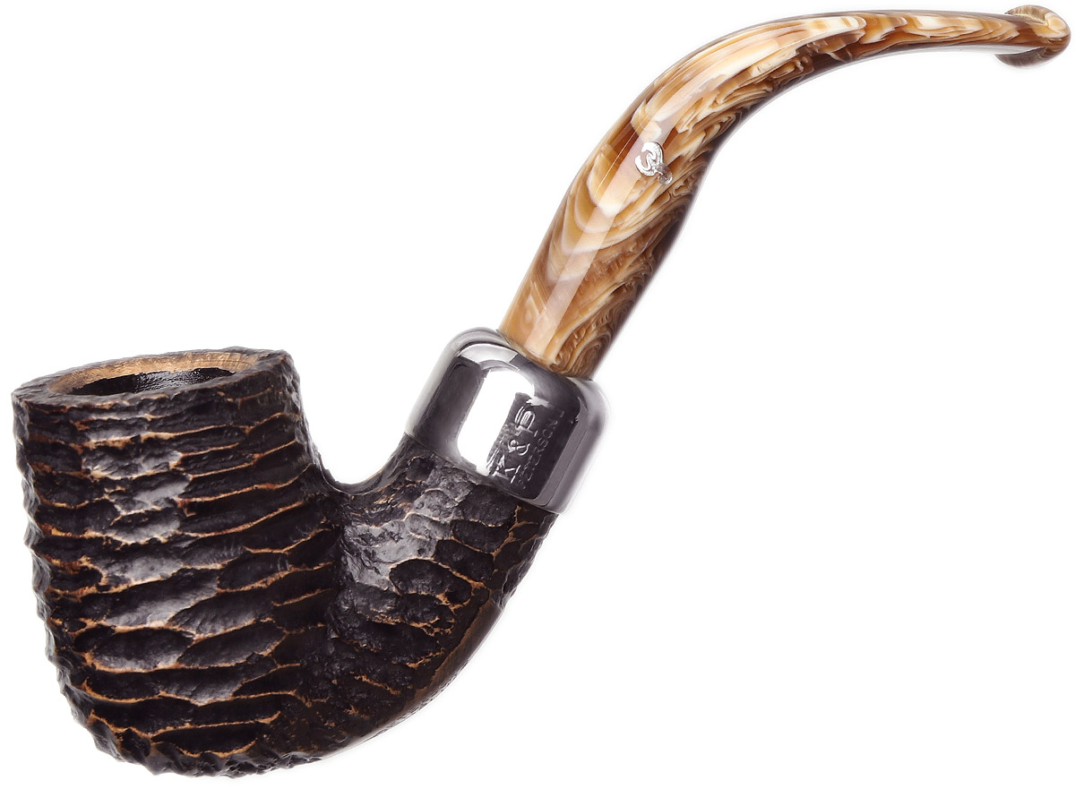 Peterson Derry Rusticated (338) Fishtail