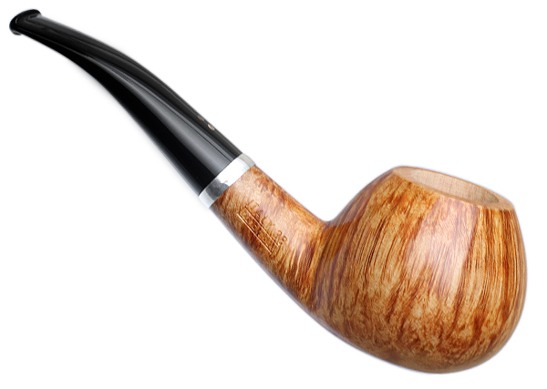 Radice Clear Bent Apple with Silver (F)