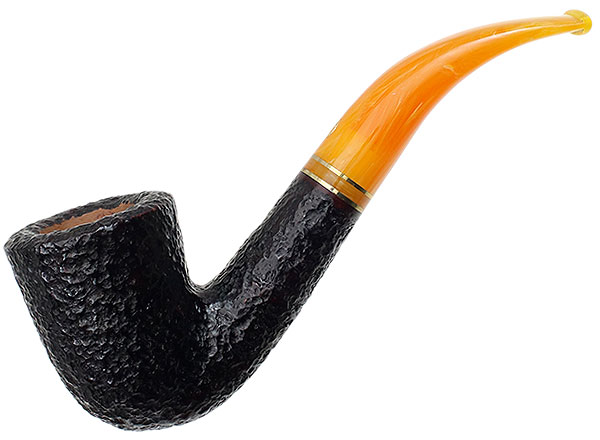 Savinelli Solaria Rusticated (611 EX) (6mm)