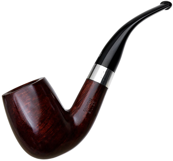 Savinelli Silver Smooth (606 EX) (6mm)