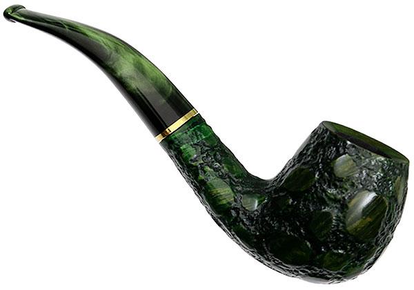 Savinelli Alligator Green (677 KS) (6mm)