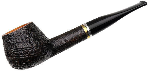 Savinelli Onda Sandblasted (345 KS) (6mm)