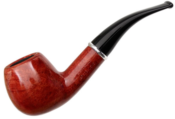 Savinelli Arcobaleno Smooth Red (626) (6mm)
