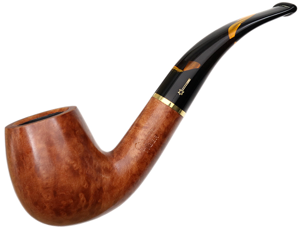 Savinelli Oscar Tiger Smooth (601) (6mm)