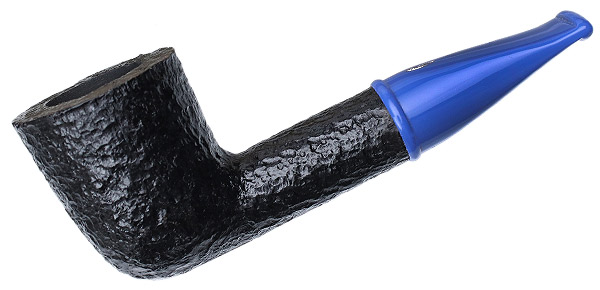 Savinelli Mini Rusticated Blue Stem (409) (6mm)