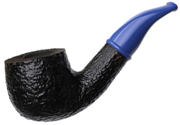 Savinelli Mini Rusticated Blue Stem (601) (6mm)