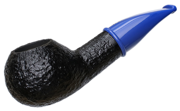 Savinelli Mini Rusticated Blue Stem (321) (6mm)