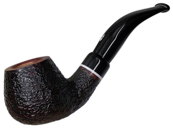 Savinelli Gaius Rusticated (645 KS) (6mm)