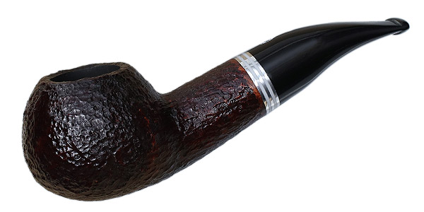 Savinelli Bianca Rusticated (320 KS) (6mm)