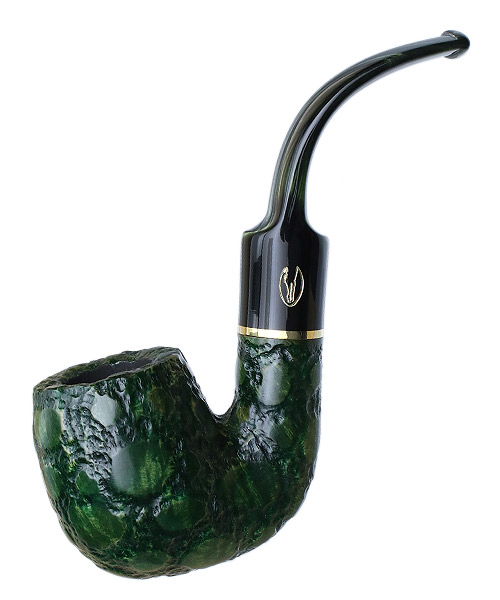 Savinelli Alligator Green (614) (6mm)