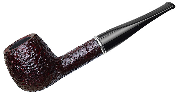 Savinelli Arcobaleno Rusticated Red (207) (6mm)