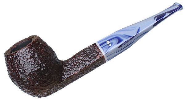 Savinelli Oceano Rusticated (510 KS) (6mm)