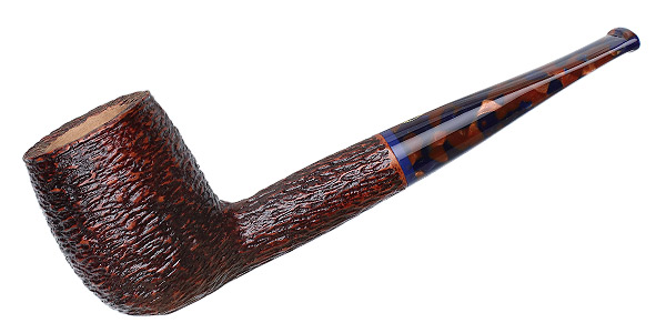 Savinelli Fantasia Rusticated Brown (111 KS) (6mm)