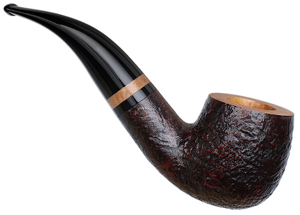 Savinelli Collection 2019 Sandblasted with Smooth Top (6mm)