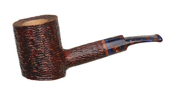 Savinelli Fantasia Rusticated Brown (311 KS) (6mm)