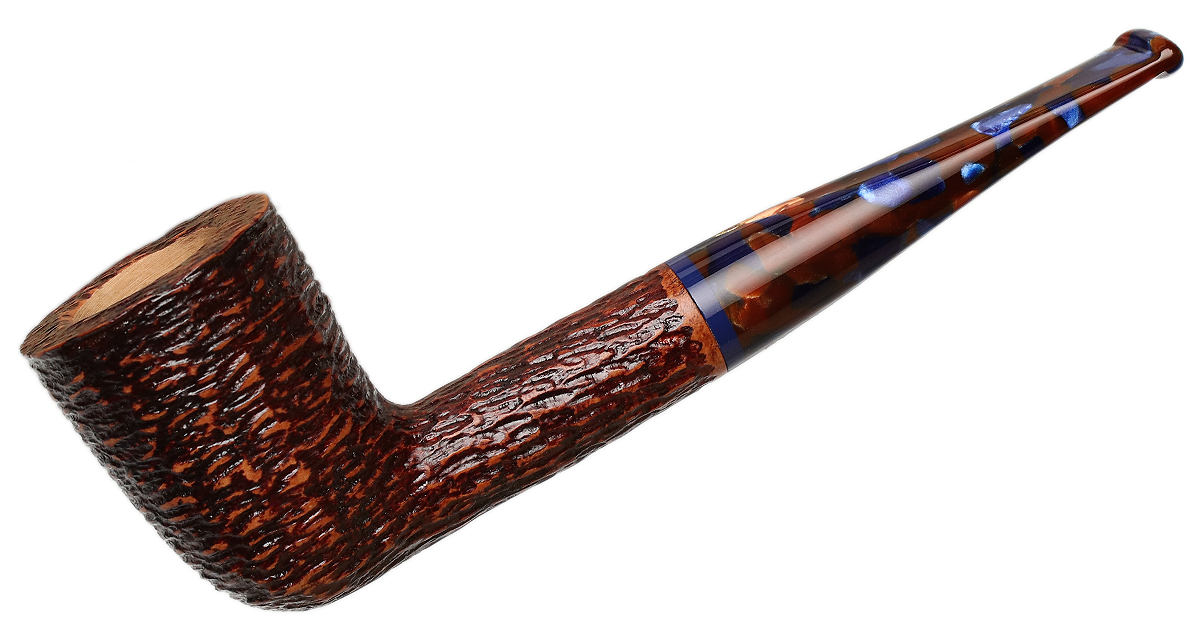 Savinelli Fantasia Rusticated Brown (409) (6mm)