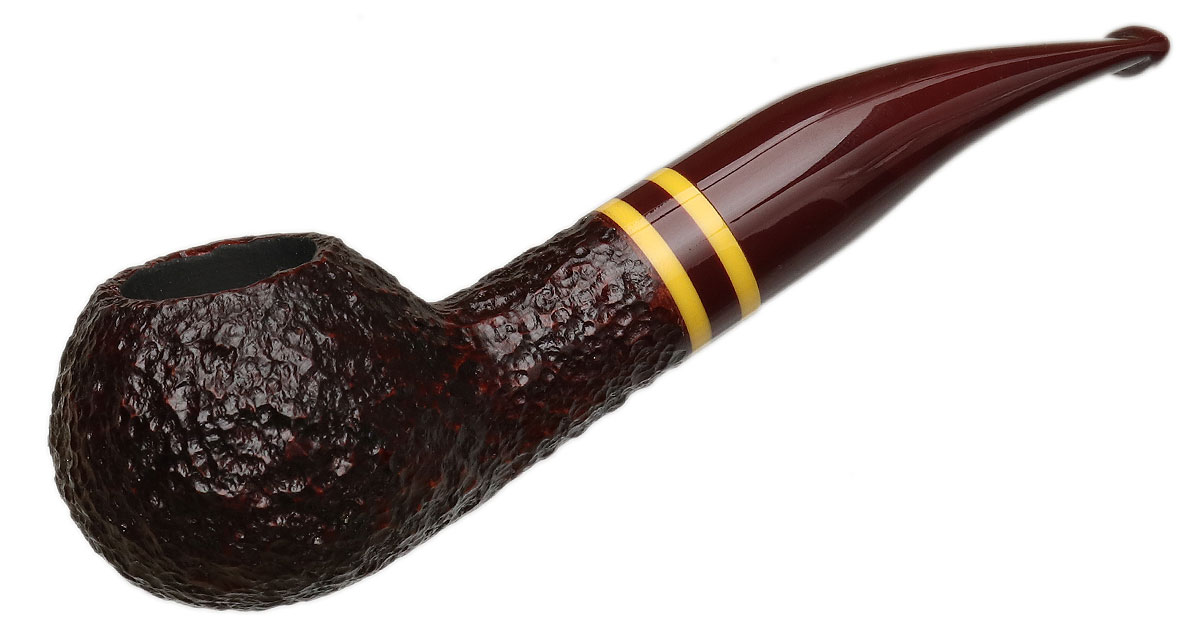 Savinelli Regimental Rusticated Brown (321) (6mm)