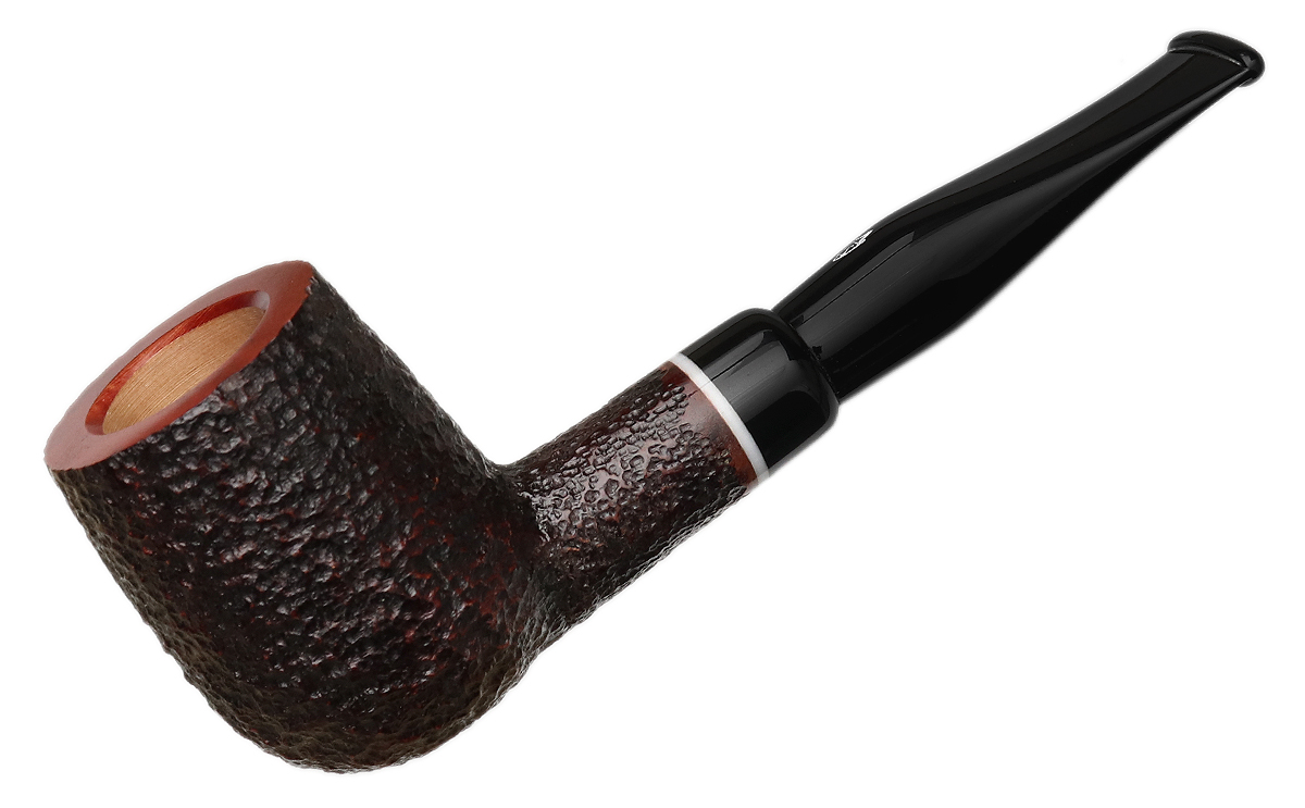 Savinelli Gaius Rusticated (141 KS) (6mm)