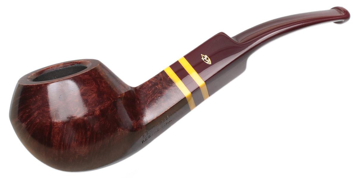 Savinelli Regimental Smooth Bordeaux (624 KS) (6mm)