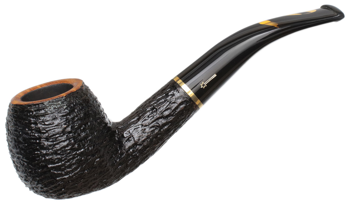 Savinelli Oscar Tiger Rusticated (626) (6mm)