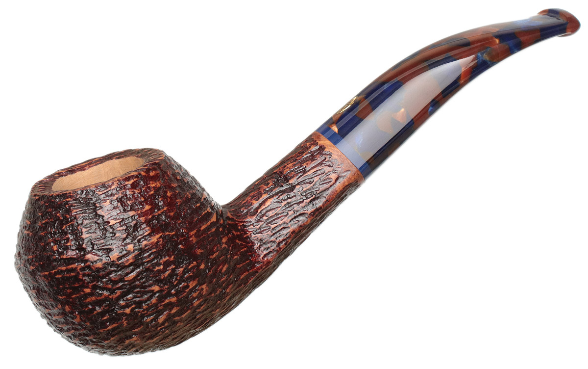 Savinelli Fantasia Rusticated Brown (673 KS) (6mm)
