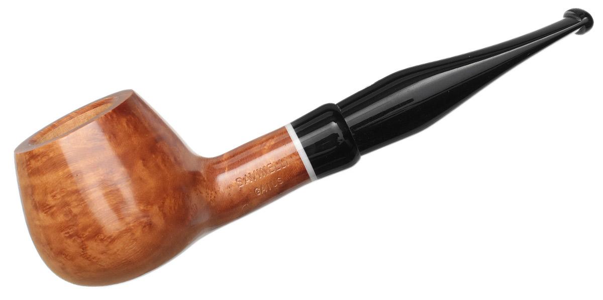 Savinelli Gaius Smooth (345 KS) (6mm)