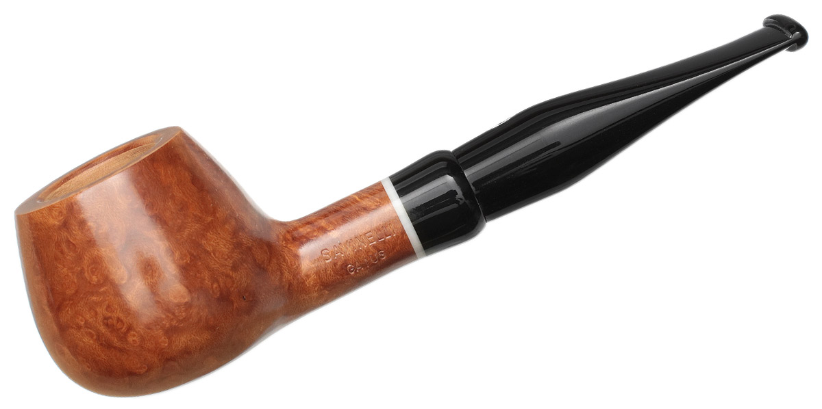 Savinelli Gaius Smooth (345 KS) (6mm)