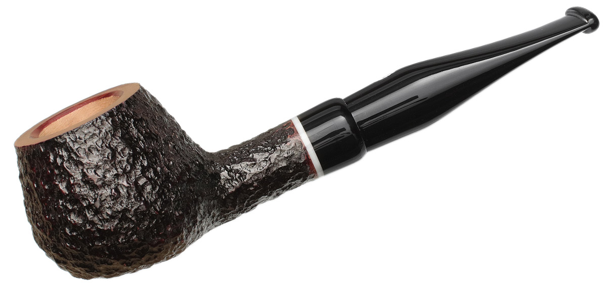 Savinelli Gaius Rusticated (345 KS) (6mm)