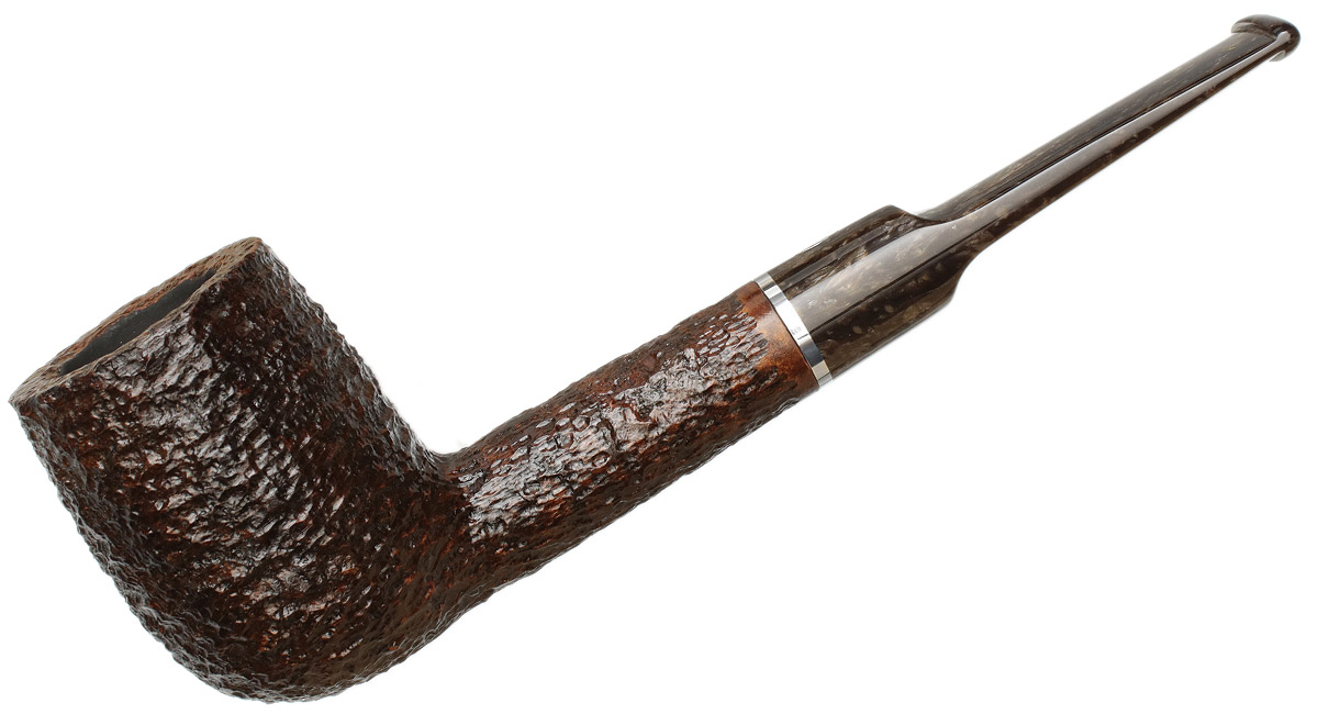 Savinelli Marron Glace Rusticated (114 KS) (6mm)