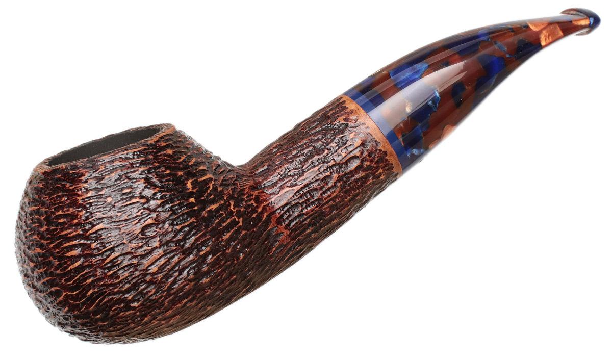 Savinelli Fantasia Rusticated Brown (320 KS) (6mm)